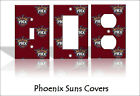 Phoenix Suns Light Switch Covers Basketball NBA Home Decor Outlet on eBay
