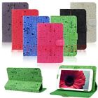 Universal Adjustable Leather Stand Case Cover For 7 8 9 9.7 10 Tablet PC