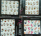 Nail stickers, Hello Kitty nail stickers / water transfers