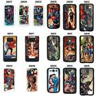 DC Marvel superhero comic book cover case for Samsung galaxy No. 13