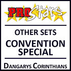 Corinthian Prostars Other Sets: CONVENTION SPECIAL Blisters