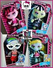 """Monster High Doll PLUSH Stuffed Animal 10"""" BFF's Cute Soft Toy Freaky & Fabulous"""