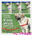 Beau pets Easy Walk Harness Gentle Leader for Dogs - Stops pulling - From $13.99