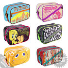 Official Looney Tunes Wash Bags Toiletries Case Travel Makeup Bags Accessory Bag