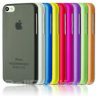 SLIM THIN BACK HARD CASE COVER FOR APPLE IPHONE 5C Screen Protector