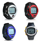 Pulse Heart Rate Monitor Calorie Counter Sports Fitness Gym Stop Wrist Watch UK