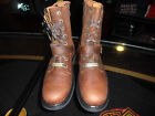 Genuine Harley-Davidson Mens Ranger Boots Brown