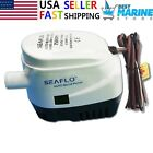 Seaflo+Automatic+Submersible+Boat+Bilge+Water+Pump+12V+750GPH+with+Float+Switch