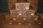 British Army 24 Hour Operational Ration Pack ORP Camping Meals Ready To Eat 2016