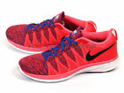 Nike Flyknit Lunar2 Sports Hyper Punch/Black-Gym Royal-University Red 620465-602