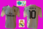 FAN-OUT-FIT-REAL MADRID 2014-2016-JAMES RODRIGUEZ-WEIS-GR.158-S-L UND XL-NEU!