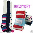 3 X BABY INFANT SOFT COTTON TODDLER FOOTED GIRLS PARTY TIGHTS LEGGING WARM PANTS