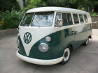 Volkswagen+%3A+Bus%2FVanagon+standard+11+window+split+window