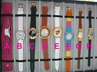 Ladies Le Chat Watch - YOUR choice of 8 - UK FREEPOST - dog rose abalone pink