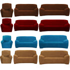 4-Way Stretch Fit Sofa Removable Chair Protector Couch Slip Cover 1/2/3 Seat AU