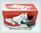 Nike Air Odyssey Grey Red Black 652989-006 US 9~10 Vintage Retro Running Shoes