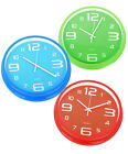 The Funky Teen Round Wall Clock (C9162)