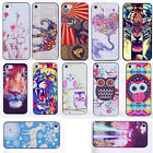 1PC New Printed Hybrid Pattern Hard Vogue Back Case Cover Skin For iPhone 5 5S