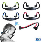 Wireless Bluetooth V3.0 Stereo Handsfree Sports Earphones Headsets Headphones