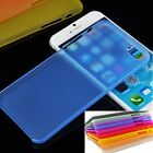"""New Ultra thin 0.3mm Matte Back Cover Case For Apple iPhone 6 Plus 4.7"""" 5.5"""""""