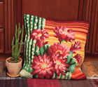 PRE-SALE ~ Choice of Cross Stitch On Canvas Cushion Kits by Collection D'Art ~ 2