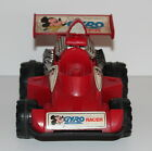 Walt Disney Productions Gyro Powered Racer Disney Car Toy *USED NO DRIVER*