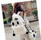 Fashion Lady Girls Panda Mother & Baby Shoulder Backpack Handbags Bag Nice
