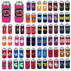NCAA Teams - 2 Pack Ultra Slim Can Holder Koozie
