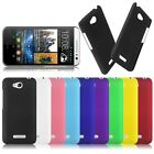 Plastic Hard Protector Case Snap On Cover Skin For HTC Desire 616 D616W