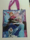 Disney Frozen Party Gift Tote Bags - Various Pack Sizes