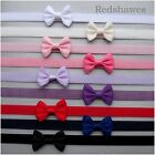 Grosgrain Ribbon Bow (3cm) Baby Headband - Christening, gift, wedding, party...