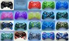 Soft Silicone Skin Grip Protective Cover for PS3 Controller Rubber Case