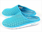 Nike Air Rejuven8 Mule 3 Current Blue Classic Bird's Nest Slippers 441377-401