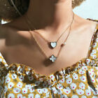 Fashion Charm Jewelry Pendant Chain Choker Chunky Statement Bib Collar Necklace New with tags