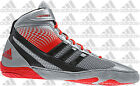 Adidas Response 3.1 Men's Wrestling Shoes, Silver/Red/Black, M18788