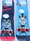 THOMAS THE TANK SLIPPER SOCKS BOYS/KIDS UK 3-3.5 6-8 9-12 BLUE DESIGN CHOICE