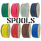 550 Paracord Type III 7 Strand Mil Spec Parachute Cord 1000', 300', 250' Spools