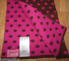 Room seven girl dot scarf wool cotton New designer 1-2-3-4-5-6 y