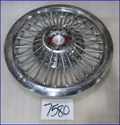 1967+67+MERCURY+COUGAR+COMET+15%22+WIRE+TYPE+HUBCAP+USED+C7MY1130E+626