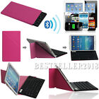 UltraThin Bluetooth Keyboard W / Rose Case For 9~10.1 Android Windows Tablet PC