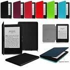 Premium Leather Case SmartShell Cover for Kindle 7th Gen 2014 Release Sleep/Wake