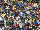 LEGO 50 Pieces  Random Accessories Hair Tools Weapons Hats Visors Legs Heads