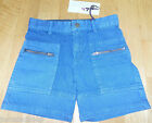 Stella McCartney boy girl denim shorts 3-4 y BNWT designer