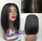 Bob wigs short 100% Brazilian Remy Human Hair full lace wigs/lace front wigs