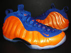 NEW DS Nike Air Foamposite One NY KNICKS Sizes 9, 9.5, 10, 12, 13
