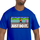 Mike Tyson's Punch-Out T-Shirt NEW (NWT) *Pick your color & size* Just Do It  image