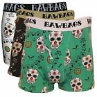 BawBags 3 pack Boxers - Day Of The Dead