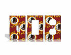 Washington Redskins #2 Red Light Switch Covers Football NFL Home Decor Outlet on eBay