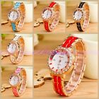 Luxury Lady Women's Alloy Quartz Analog Fashion Dress Sport Bracelet Wrist Watch