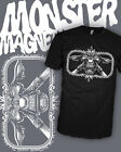 Monster Magnet - Superjudge - Vintage Bull God T-Shirt - Scoop V-Neck Raglan